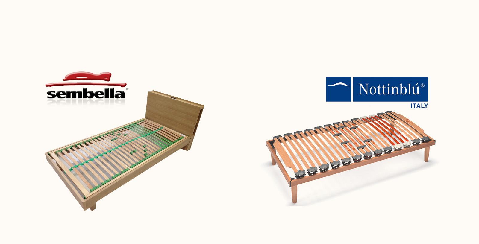 両サイドのシリコンブッシュとアーチ状の積層材のしなりを利用したタイプ
