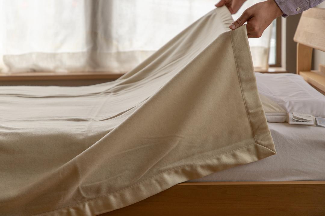 マラゾット|カシミヤ毛布