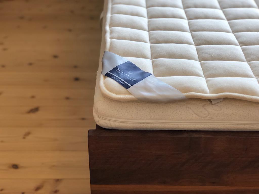 ビラベックベッドパッド