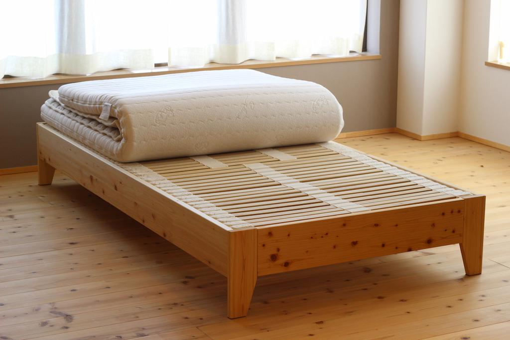 ナチュールフレックスに最適な箱ベッドタイプ1
