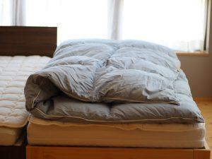 羽毛布団リフォームフランスベッド