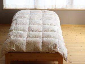 Y様の羽毛布団リフォーム前